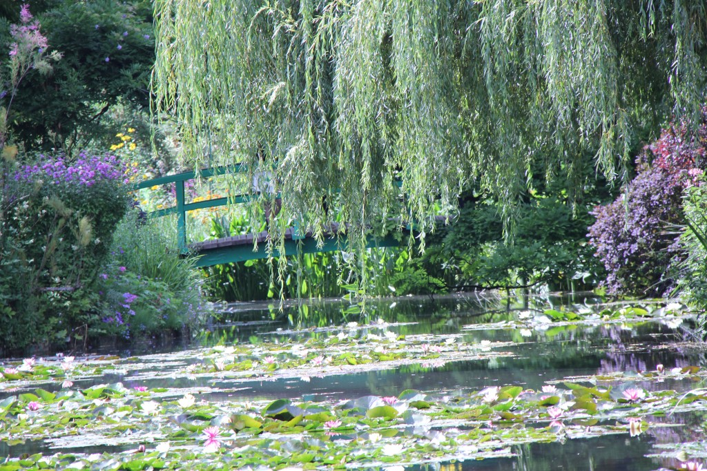 Jardin claude monet les bons plans mode paris for Jardin giverny