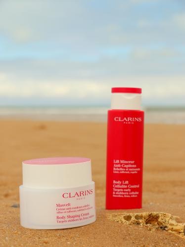 blog beauté,clarins,lift minceur anti capitons clarins,massvelt clarins