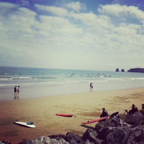terre et côte basques,surf,hendaye,où prendre des cours de surf à hendaye,helianthal,helianthal saint jean de luz,école de surf hendaia hendaye,blog voyage