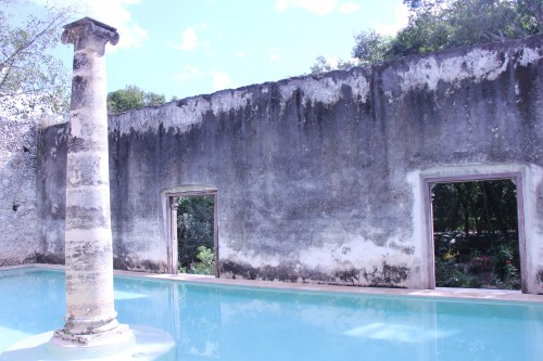 La plus belle piscine au monde hacienda uayamon yucatan for Belle piscine paris