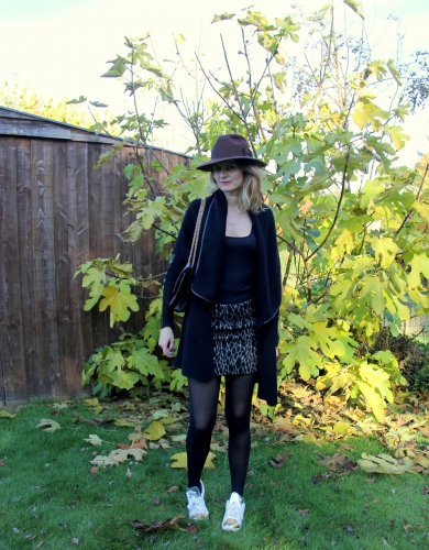 blog mode,fedora,artumes and co,ba&sh,zara,maje,adidas,stan smith,adidas stan smith,chanel,2.55 chanel