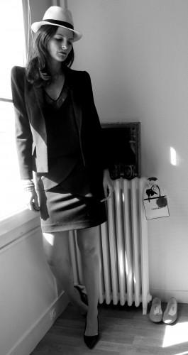 sandro,sandro printemps été 2013,comptoir des cotonniers,ba&sh,panama,blog mode,shopping,paris