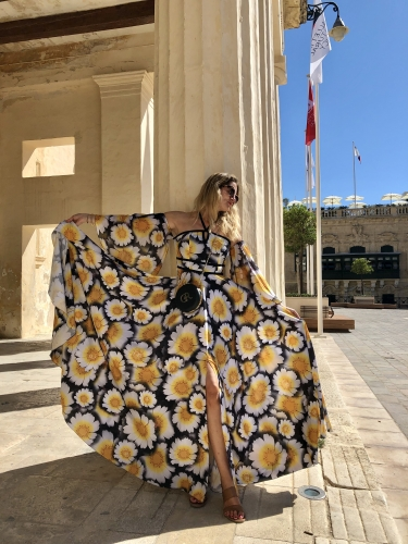 blog bons plans,charles and ron,lellux dress charles and ron,charles and ron dress,blog mode,blog voyages,voyage malte,malte