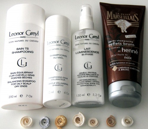 leonor greyl,bain ts shampooing leonor greyl,nuxe,huile prodigieuse nuxe,shampooing au miel leonor greyl,blog beauté,lait luminescence bi phase leonor greyl