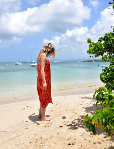 blog mode,blog voyages,martinique,chemins blancs,robe chemins blancs