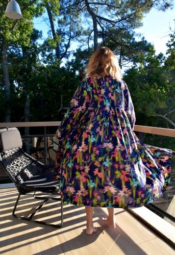 blog mode,blog voyage,arcachon,thalazur arcachon,émilie renard,indi coat émilie renard,roseanna