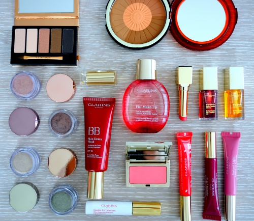 blog beauté,claris,éclat instantané clarins,maquillage clarins