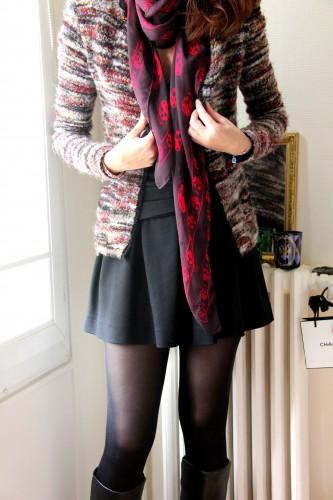 Isabel Marant Bons Veste Paris Les Mode Étoile Tweed À Plans 6ZqwSwPp
