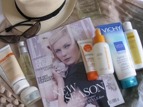 dermalogica,bioderma,vichy,shiseido,tests cosmétos,leonor greyl,huile de palme leonor greyl,jf lazartigue,sérum cheveux,blog beauté
