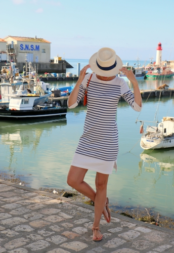armor lux,breton stripes,breton,blog mode,breton dress