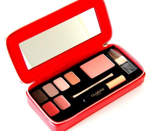 blog beauté,maquillage,maquillage pour les fêtes,shiseido,clarins