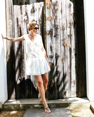paola zovar,blog mode,magali pascal,bandana h&m,the kooples,ruyjee