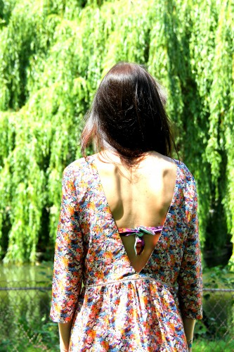 roseanna,robe roseanna,robe cherry anika roseanna,blog mode,paris,shopping,albertine,yoox,maillot de bain albertine
