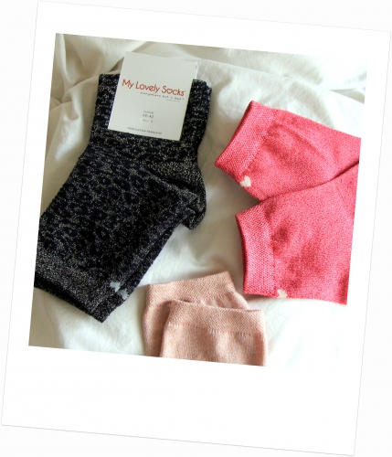 my lovely socks,socquettes à paillettes,socquettes my lovely sokc,stan smith,stan smith pink,blog mode