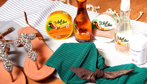soleil des iles,albertine,blog beauté,blog mode,douceur cerise,antik batik