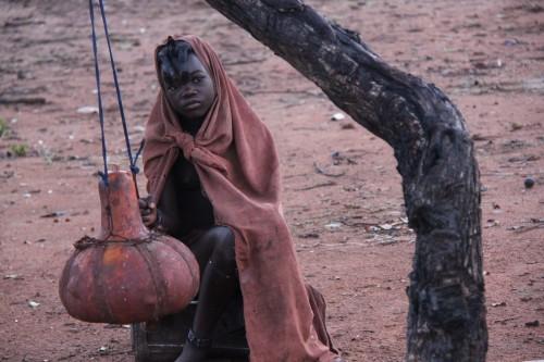 namibie,voyage en namibie,himba,otjiheke,photos enfants himba,photos femmes himba,portraits de himba,frédéric lopez,rendez-vous en terre inconnue