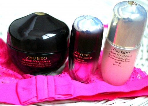 shiseido,blog beauté,yoga,princesse tam tam,future solution lx shiseido
