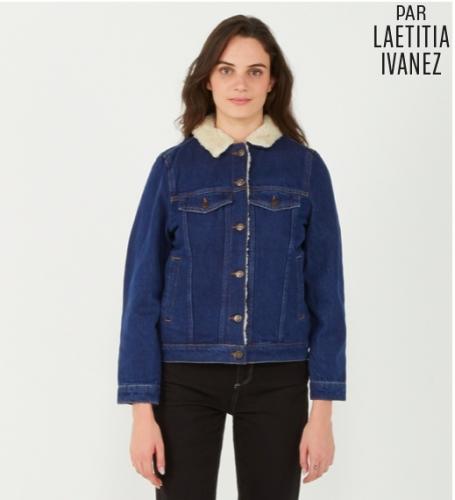 asos, asos design, blog mode,paris,vestes en jean,vestes en jean fourrées