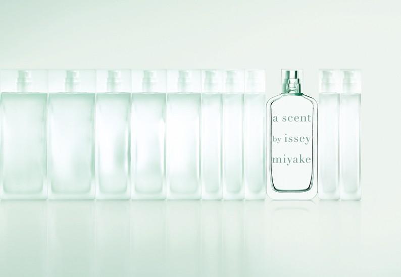 J'ai testé 'A Scent', le nouveau parfum signé Issey Miyake
