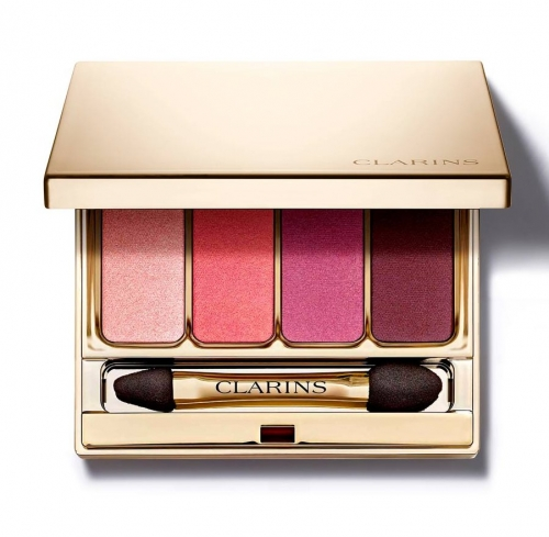 clarins,maquillage clarins printemps 2018,blog beauté