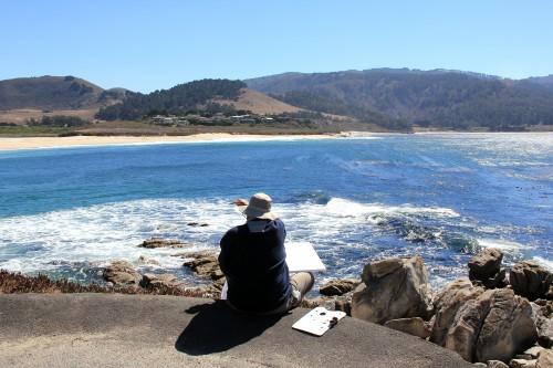 blog voyage,carmel by the sea,us west coast road trip