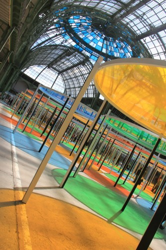 paris,culture,monumenta 2012,daniel buren,grand palais,monumenta 2012 daniel buren grand palais,art contemporain paris