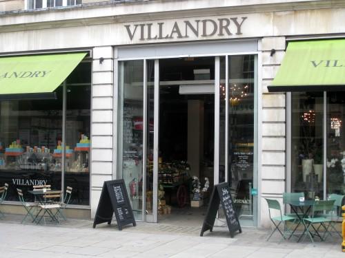 villandry,londres,adresse gourmande à londres,villandry londres,salade niçoise,blog voyage
