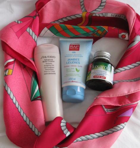 shiseido,advanced body creature shiseido,gel sculptant aromatique shiseido,crème anti cellulite,cellulite,belles jambes,jambes légères,rap phyto gel,fluxarola