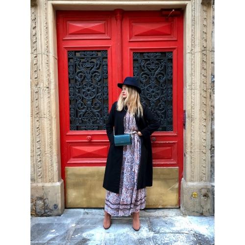 sac marie sixtine,chapeau hermes,manteau burberry,blog mode,blog bons plans,poupette st barth,karine arabian