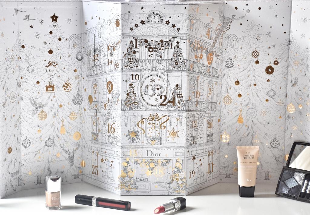 Calendrier De Lavant Dior.Les Calendriers De L Avent 2017 Mon Top 3 Et Une Large