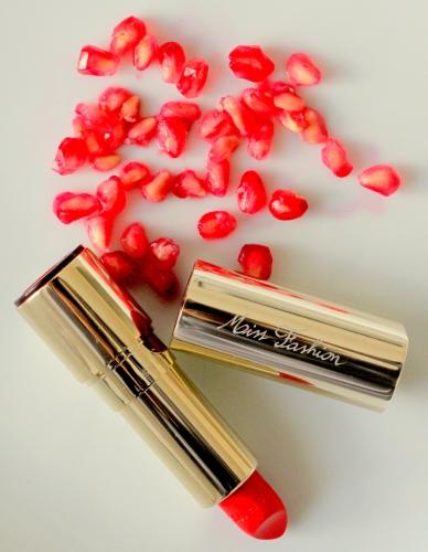 blog beauté,clarins,joli rouge clarins