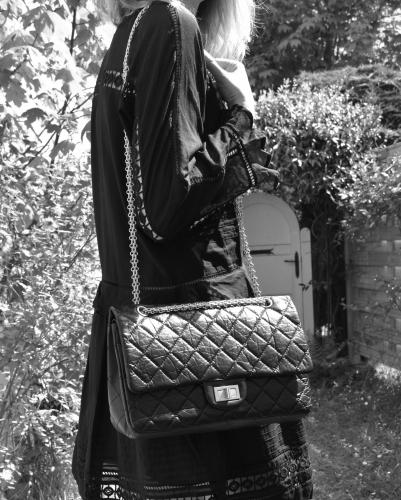 ayet isabel marant,ayet scarf isabel marant,isabel marant,blog mode,rousseau dress magali pascal,magali pascal,robe rousseau magali pascal,boots alona isabel marant,chanel 2.55,alona isabel marant