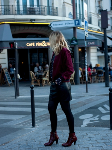 blog mode,paris,bande de biches