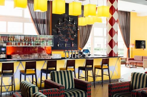 hôtel vienna house magic circus,blog voyages,hôtel marne la vallée,hôtel disneyland paris