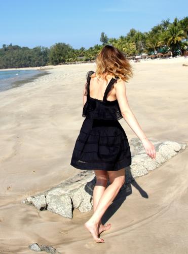 blog mode,blog voyages,robe obira isabel marant