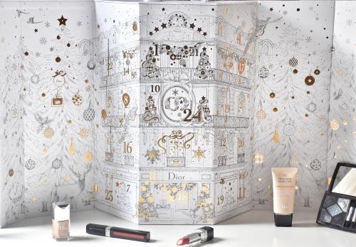blog beauté,calendriers de l'avent 2017,calendrier de l'avent dior,calendrier de l'avent clarins,calendrier de l'avent la maison du chocolat