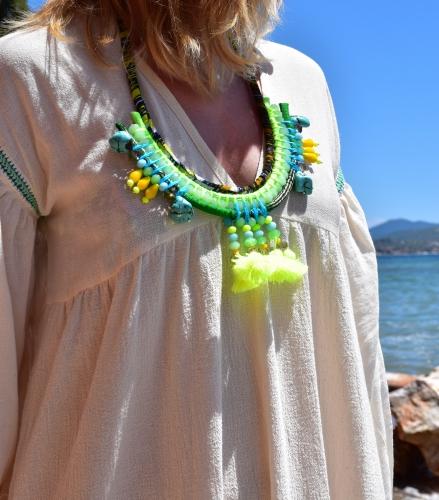 robe yelis nadia dafri,plastron sioux nadia dafri,blog mode,blog voyages,nadia dafri