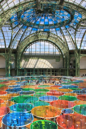 paris, culture, monumenta 2012, daniel buren, grand palais, monumenta 2012 daniel Buren grand palais, art contemporain paris