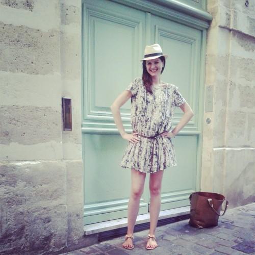 ba&sh,robe ba&sh,robe augustine ba&sh,augustine ba&sh,l.k. bennett,blog mode,soldes,shopping,le temps des cerises