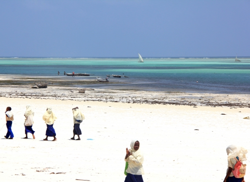 blog voyages, zanzibar