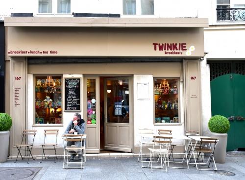 twinkie breakfasts,paris,brunch paris,twinkie