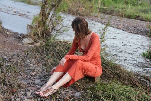 namibie, voyage en namibie, ocre, himba, april may, robe daril april may,