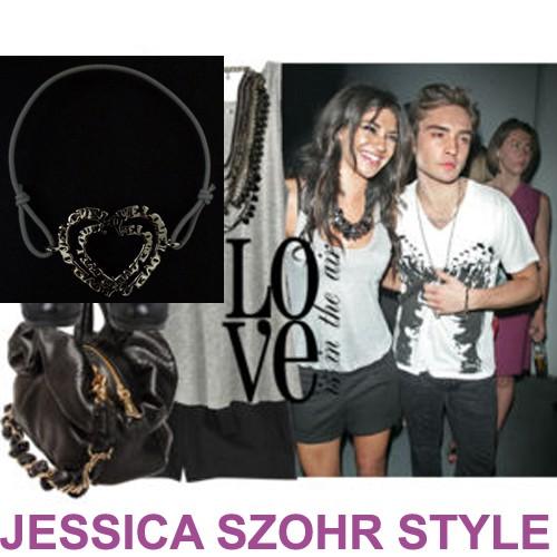 bracelet coeur, st valentin, le shopping d'élisa, concours de blog