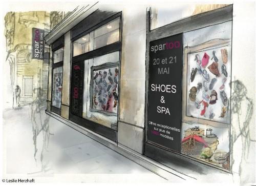 spartoo,pop up store spartoo,jeu de blog,concours de blog,bon plan mode,bon plan shopping à paris,paris,shopping