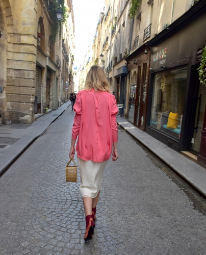 blog mode,paris,carven,karine arabian