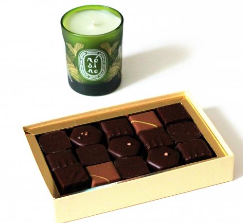 diptyque,la maison du chocolat