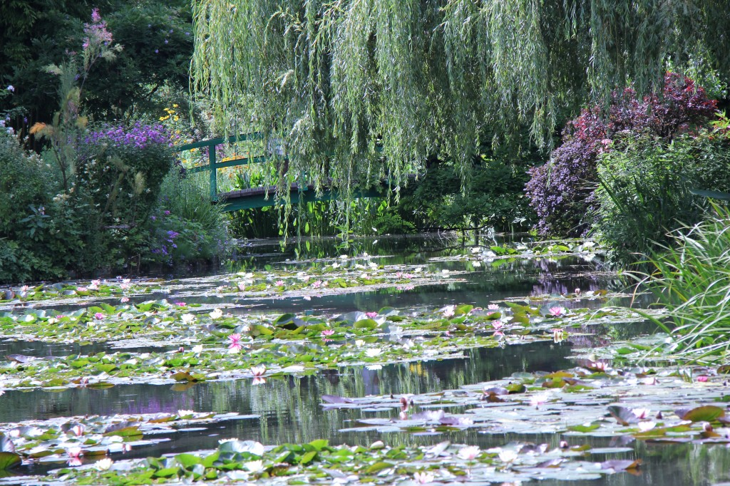 Claude monet les bons plans mode paris - Les jardins de monet ...