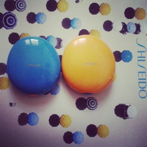 shiseido,compact solaire shiseido