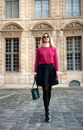 tara jarmon,roseanna,karine arabian,blog mode,paris
