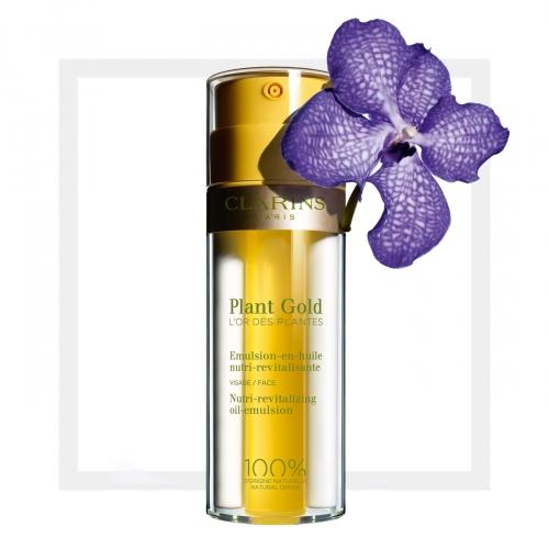 blog beauté,clarins,plant gold clarins,fresh scrub clarins,crÈme rose lumiÈre multi-intensive clarins,v shaping facial lift